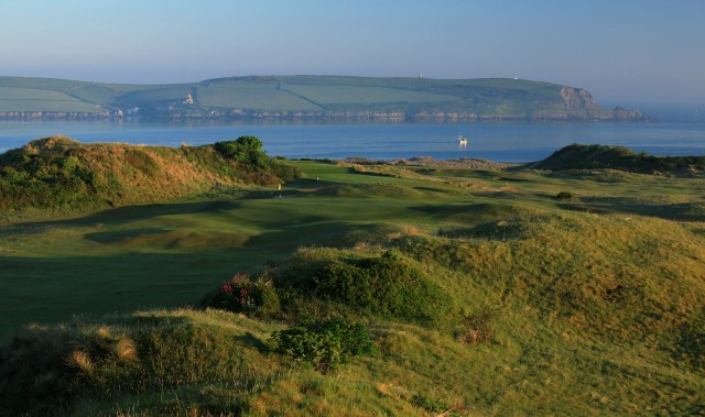 The St Enodoc Golf Club is a popular sport for a round. The stunning scenery and challenging course is often a highlight for those spending a weekend away in Cornwall.